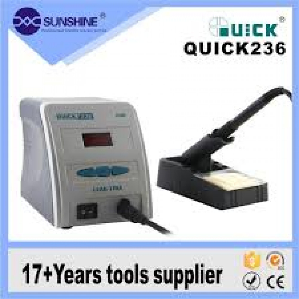 QUICK 236 SOLDERING STATION